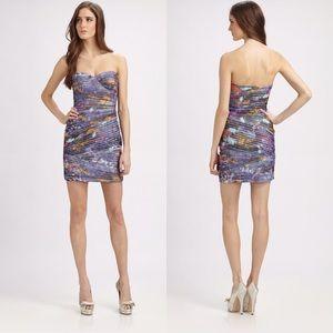 BCBG Max Azria Kameron Mini Bodycon Dress NWT